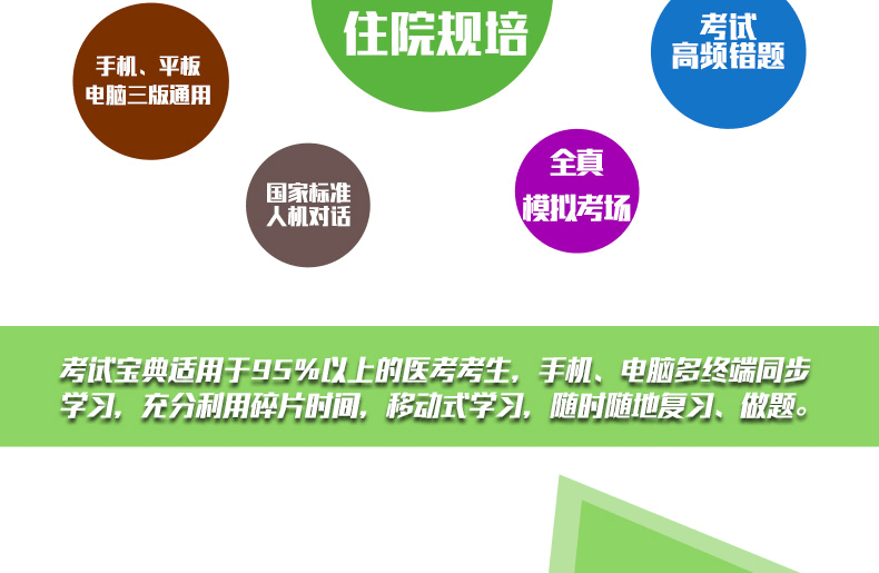 2018版甘肃住院医师规范化培训考试宝典(消化内科Ⅱ阶段)-题库版